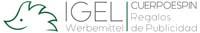 logo Igel meksyk GREEN PANTONE 349 C Cool Gray 11c