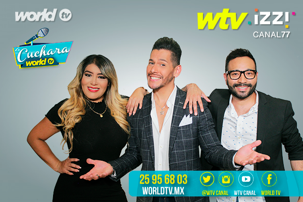 La cuchara world TV