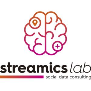 Logo Streamics lab