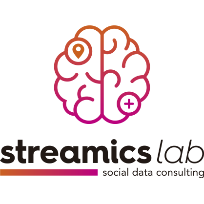 Logo Streamics lab