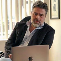 Víctor Hermosillo speaker