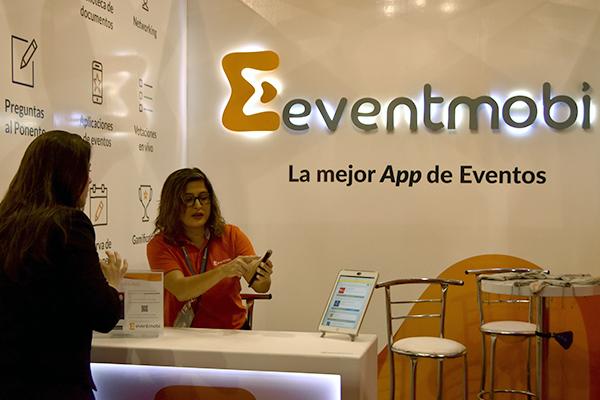 Eventmobi app para eventos