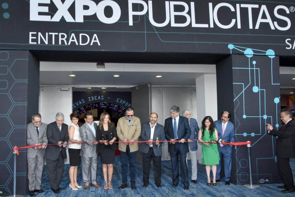Inauguración Expopublicitas 2019