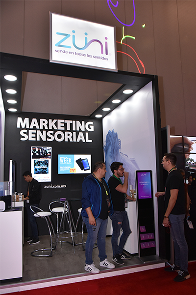 Zuni marketing sensorial