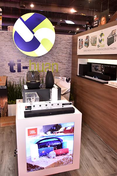 Ambientación Visual Merchandising Ti Huan