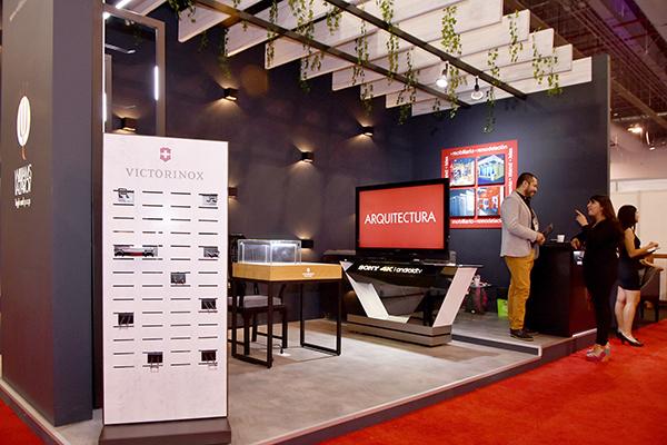 Arquitectura y mobiliario para retail