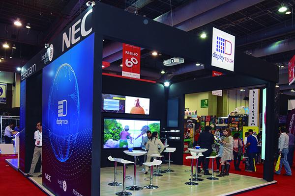 Digital Signage NEC DisplayTech