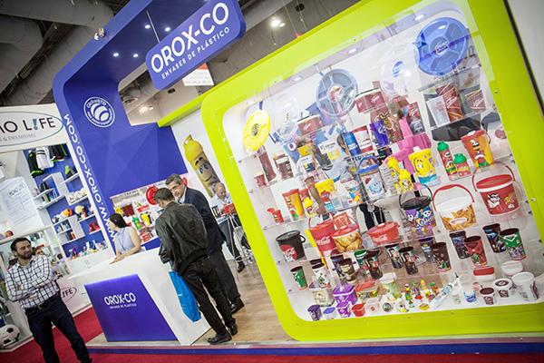 Envases promocionales de plástico Oroxco