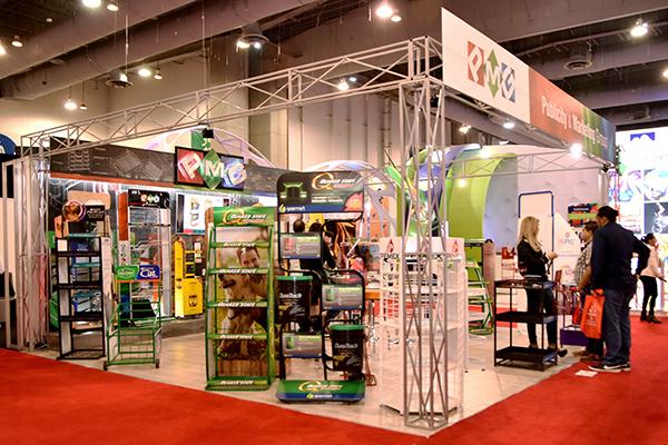 Exhibidores y racks para retail