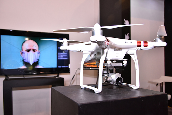 Fotografia puiblicitaria con dron