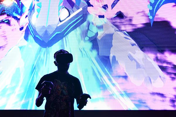 Realidad Virtual Event Marketing Lapso