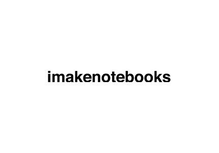 imakenotebooks